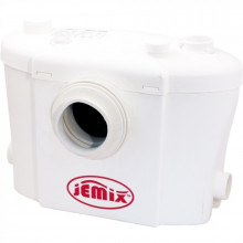 Канализационный насос с измельчителем Jemix STP-100 LUX