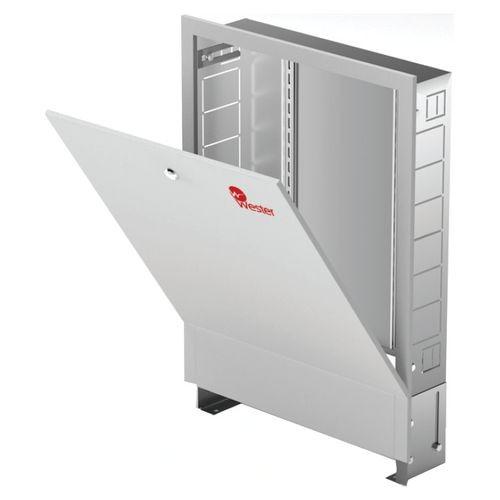 Шкаф коллекторный Wester  ШРВ-1 (494х122х670)