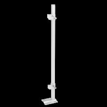 Кронштейн напольный внутренний регулируемый для стальных радиаторов H=500 мм