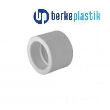 Муфта PP-R 20 Berke Plastik  (полипропилен)