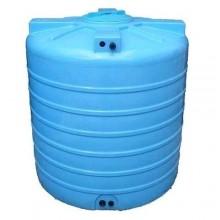 Бак для воды Aquatech  ATV-1000 (синий) с поплавком