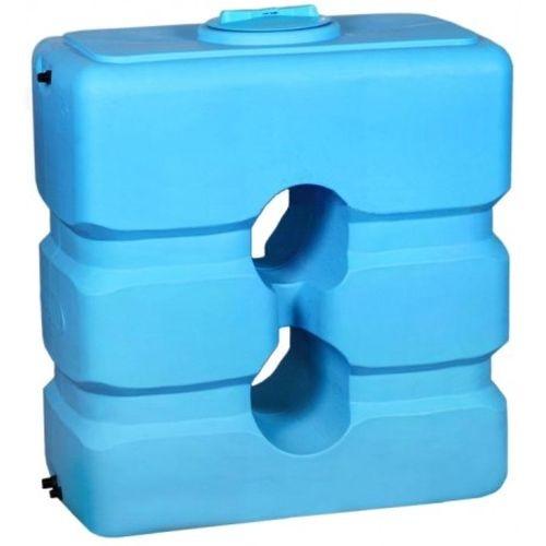 Бак для воды Aquatech  ATP-800 (синий) с поплавком
