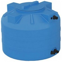 Бак для воды AquaTech  ATV-200 (синий) с поплавком