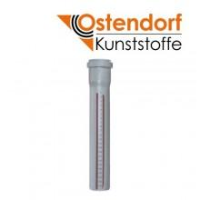 Канализационная труба Ostendorf HTEM PP D110x2.7мм L=0.15м